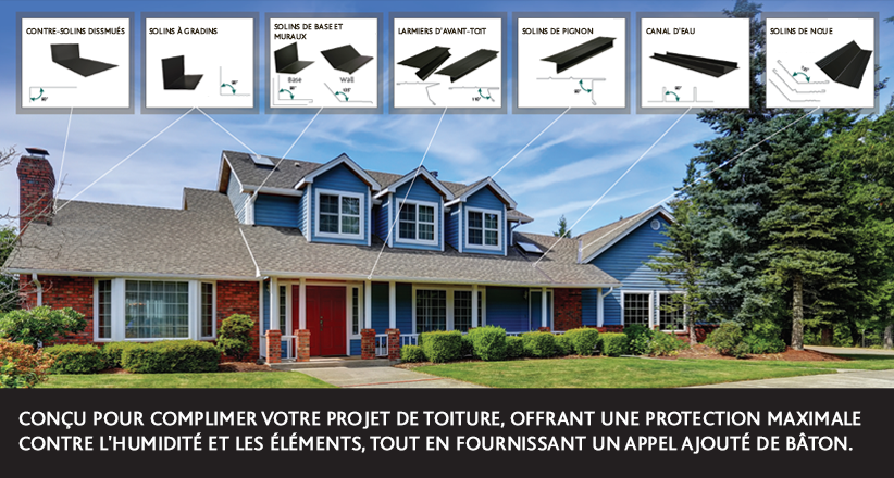 roofing banner french