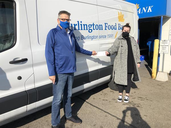 Burlington Food Bank