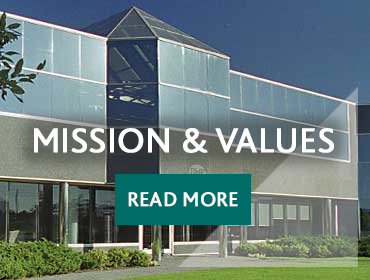 mission and values