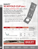 Scaffold Clip - Thumb