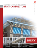Brick connector brochure